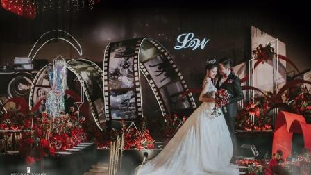 李禛+王玮瑶婚礼集锦 | 逆时帧影像出品