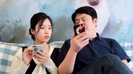 祝晓晗网上帮爸爸交话费, 爸爸假装天降馅饼不给钱