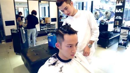 男士剪这款发型,10个妹子9个喜欢!