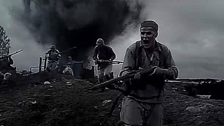 德军围困列宁格勒900天,死亡人数比核爆广岛朝鲜战争加起来都多