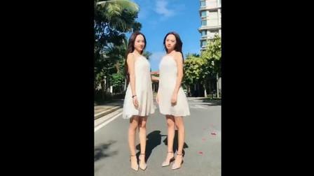 表妹和小姨子热舞,你喜欢哪个呢?