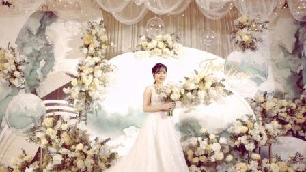 TS婚礼视频定制: 陈红玲&彭震飞 | 婚礼电影