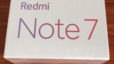 红米Note 7千元价格屠夫上手评测--红米独立后打响的第一炮!