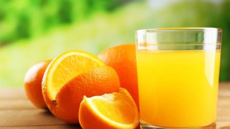 让营养师都赞不绝口的橙汁, 其实还加了这两样东西, 好喝促消化