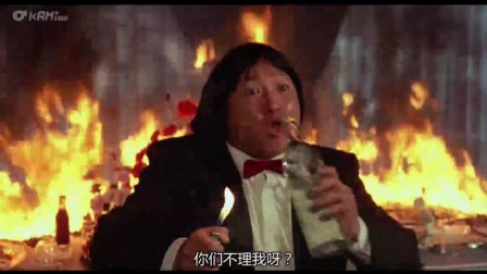 五福星跑到别人家去偷吃偷喝被发现,结果还把人家房子烧了!