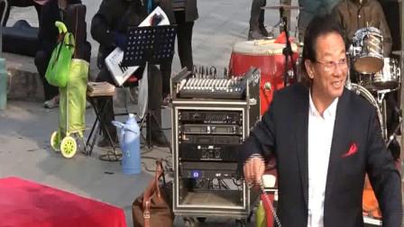 指挥艺术欣赏 李永康36 好日子 我爱你中国 健康之声合唱团 马甸181201
