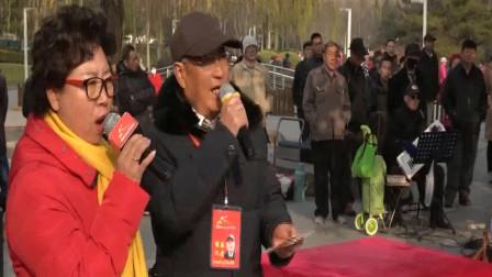 指挥艺术欣赏 李永康40 祖国颂 健康之声合唱团 马甸181201