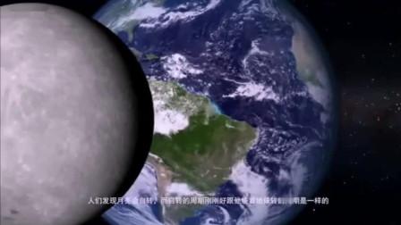 月球惊现大量ufo,外星友人要来地球了?