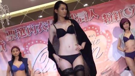 俊美的比基尼泳衣小姐姐,简单随性,更显青春活力的气息!