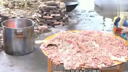 《舌尖上的中国》化整为零, 甜味与肉香融为一体的粉葛蒸肉!