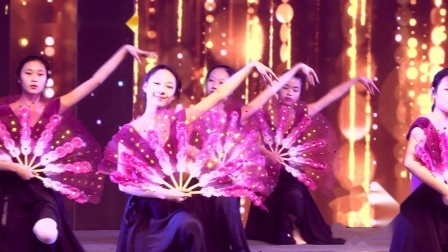 朝鲜族舞-雷杰星光盛典20190126