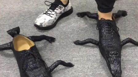5000块给老公买了双鞋,他喜欢得不得了!