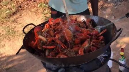 风味人间:嫁了个非洲老公,天天给我做龙虾,我太幸福了!