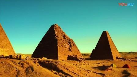听说过没见过,带你看看苏丹金字塔
