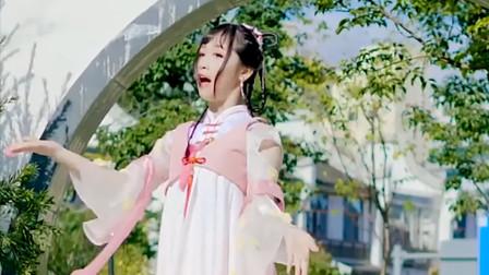小仙女Pinko的宅舞,长得越来越漂亮啦!