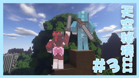 【四新X七末】天空秘境III#3 急需好装备! 我的世界Minecraft