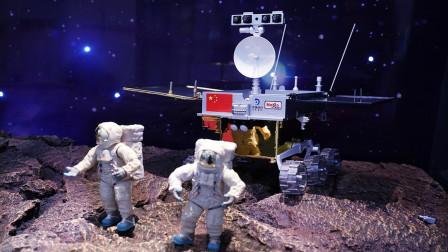 嫦娥四号登录月球被下绊子?中国总工程师说出真相,美国太无耻!
