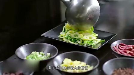 风味人间:鲜笋最简单的烹饪方法,都能让人口水横流,网友:馋了
