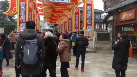 南京夫子庙速写
