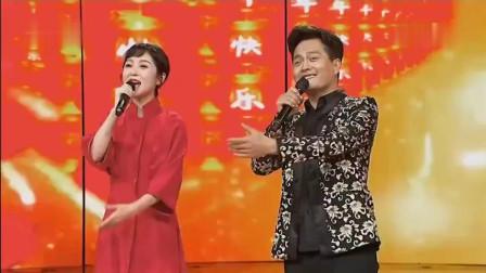 二人台《拜大年》选段演唱:云飞 郭津彤