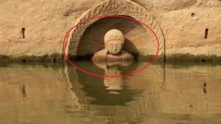 湖泊水位骤降告急,专家赶到现场后却乐了:快,把水都放干!