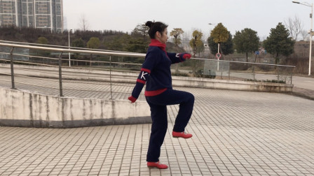 鬼步舞教学第一课《奔跑》:摆臂,抬腿,摩擦,1分钟教你学会!