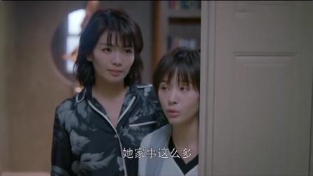 樊胜美嫂子挨户敲门,曲筱绡被吵醒怒开门,霸气狠打脸