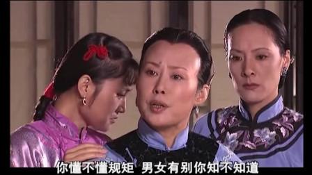 论影视剧中的无赖角色,《大宅门》里的韩荣发绝对是神演技!