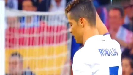 愤怒的梅西到底多恐怖 看C罗和皇马主场球迷绝望的表情就明白了!