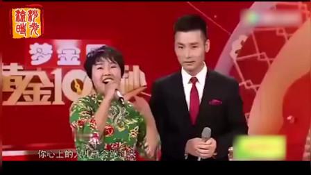 农村小嫂子孙文凭演唱《敖包相会》超越了原唱,掌声如雷!惊艳刘和刚