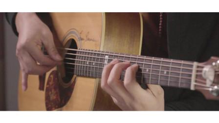 苏新程吉他指弹《那些花儿》,朴树经典之作
