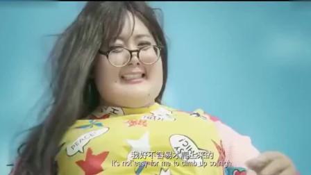 保安为救轻生胖女孩跟她结婚,不料减肥后竟是大美女,赚大了