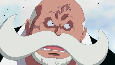 白胡子死后发生那么多事, 五老星对D很是头疼