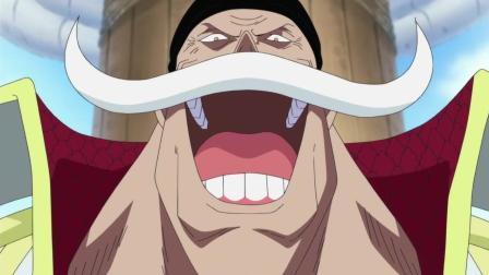 要是没有青稚大将, 白胡子的海啸就摧毁海军本部了
