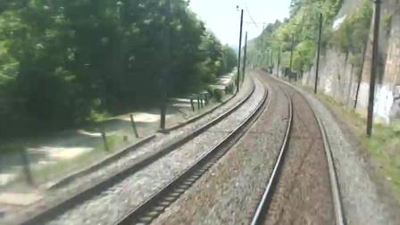 火车原来都是靠左行驶的