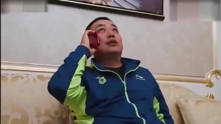 刘国梁打电话给何炅的蘑菇屋订餐, 何炅竟然没听出是谁