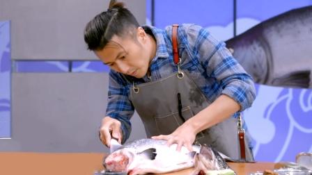 《锋味》三文鱼的六种吃法!谢大厨看家本领完美上线
