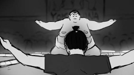 励志动画《相扑女孩》热爱不分男女,能突破传统的束缚就是一种胜利
