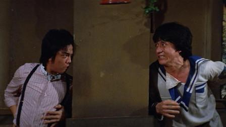 成龙与师弟元彪的对打好戏,清楚长镜头没替身,专业!