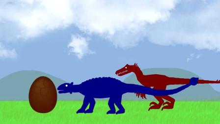 是谁偷了恐龙蛋
