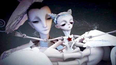 男人创造了一个木偶娃娃,用自己的全部身家供养她,却被娃娃杀了