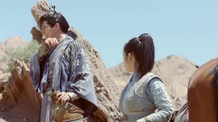 小女花不弃:在沙漠中东方炻一袋水卖十万两,不弃遭遇趁火打劫