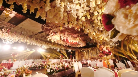 『悠季·婚享家』Ru & Tong 金陵御景湾酒店 当日剪辑 | 光和影子