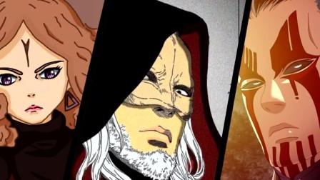 火影忍者——博人传:又一个双重卧底,果心居士和宇智波鼬身份相同?