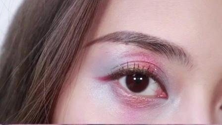 西西——每天新眼妆系列之火烧云