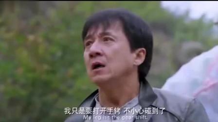 俄罗斯美女杀手,碰上灵活的中国男人,才知道中国功夫的厉害