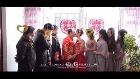 「李东&尹晓丹」婚礼微电影 婚礼壹号出品