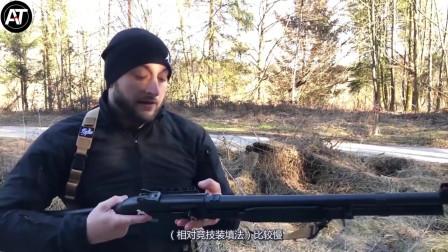 Polenar Tactical丨更战术的霰弹上弹法