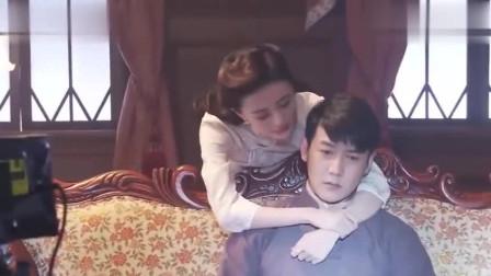 《天衣无缝》花絮:陆毅徐璐剧中开启互撩模式,你撩我,我撩你!