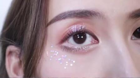 西西——每天新眼妆系列之美人鱼
